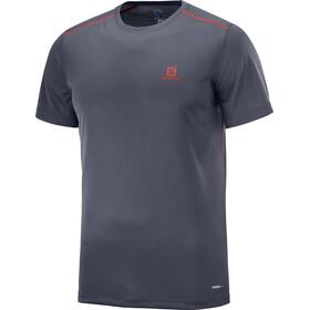 Salomon Stroll - T-shirt manches courtes Homme - gris